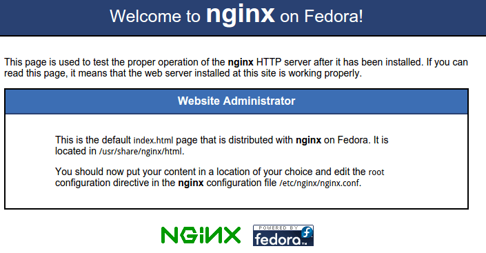 Install LEMP Stack On Fedora22/23 (Nginx, MariaDB, PHP-FPM) - LinuxBabe