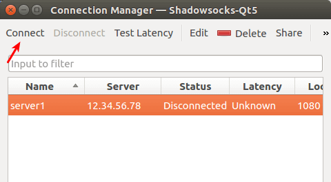 how to create own shadowsocks server