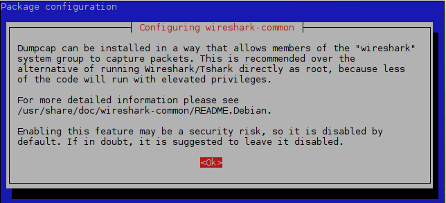 Install Wireshark on Linux