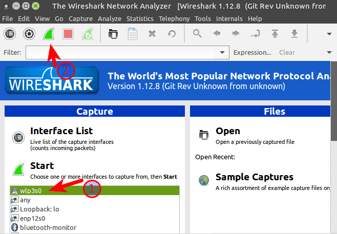 Install Wireshark on Linux and Allow non-root User to