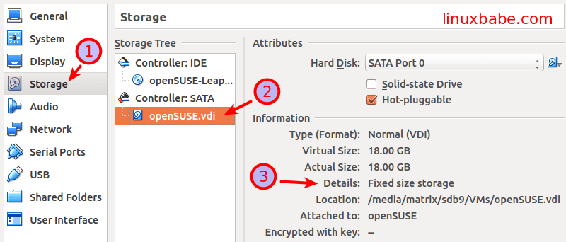 Find Out If Your Virtual Disk is Fixed Size