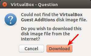 download virtualbox guest additions cd image
