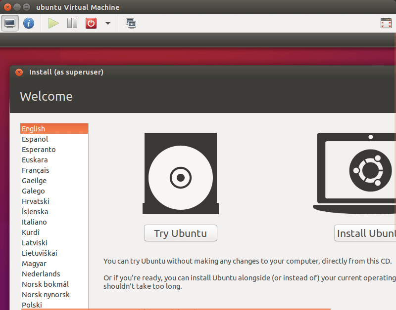 install machine on ubuntu