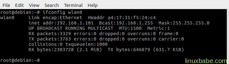 disable ipv6 on Debian 8