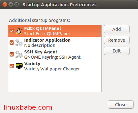 Startup Applications Preferences_001
