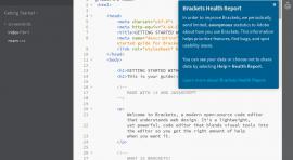 Bracket Text Editor