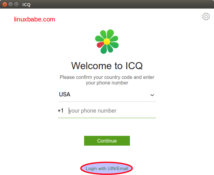 How To Install ICQ on Linux (Debian/Ubuntu/Fedora/Arch Linux)