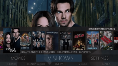 Install Kodi on Debian, Ubuntu, Arch Linux and OpenSUSE Leap