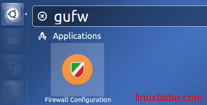 Gufw - A Beginner's Guide on Ubuntu 16 04 Desktop - LinuxBabe