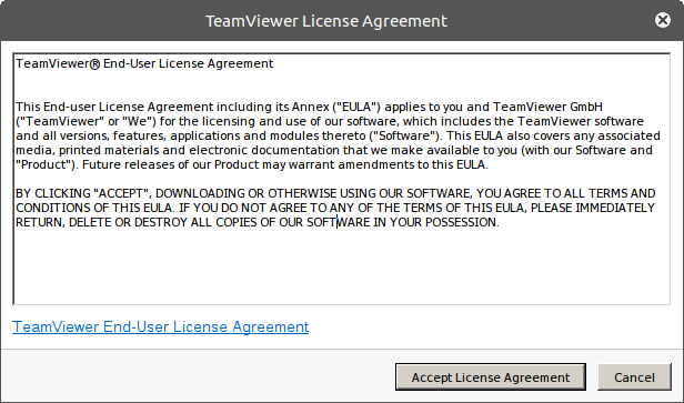 How To Install TeamViewer on Debian 8 - LinuxBabe