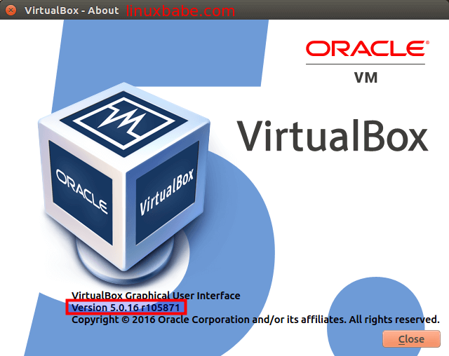 Install Virtualbox on Debian and Ubuntu Via Official Repository