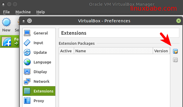 Install VirtualBox on Fedora 23 from Official Oracle Repository