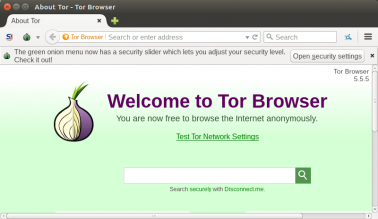 install Tor browser on Ubuntu