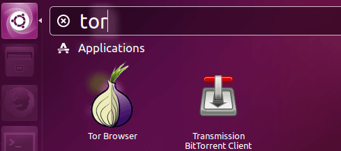 Tor browser on ubuntu 16.04
