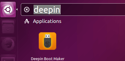 deepin boot maker ubuntu
