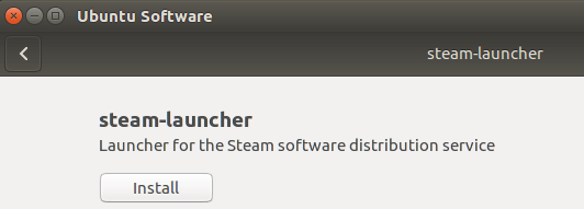 ubuntu steam client