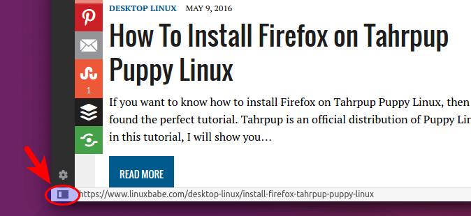 Puppy linux 8
