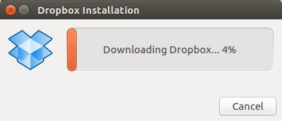 Dropbox Installation Ubuntu 16.04