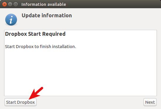 How to Install Dropbox on Ubuntu 16 04 and Ubuntu 17 10 | LinuxBabe