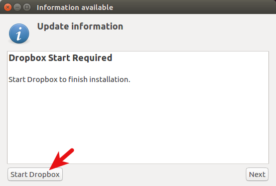 download files from dropbox ubuntu