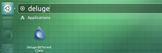 deluge bittorrent client on ubuntu 16.04 lts
