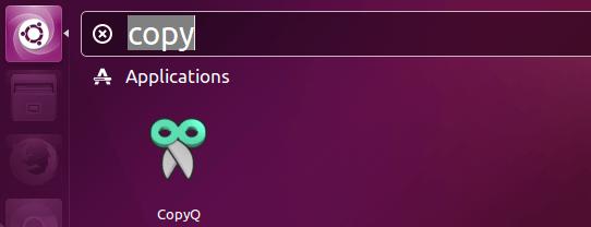 install copyq on Ubuntu 16.04