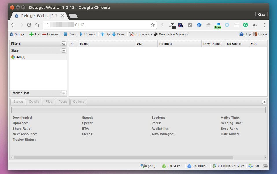How to Install Latest Deluge BitTorrent Client on Ubuntu