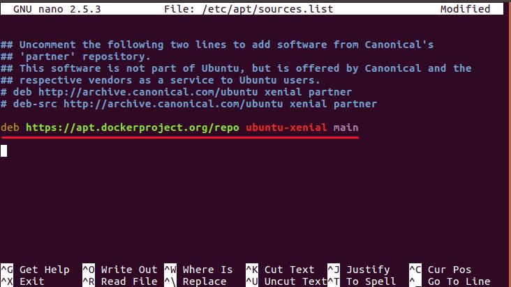 install latest docker on Ubuntu