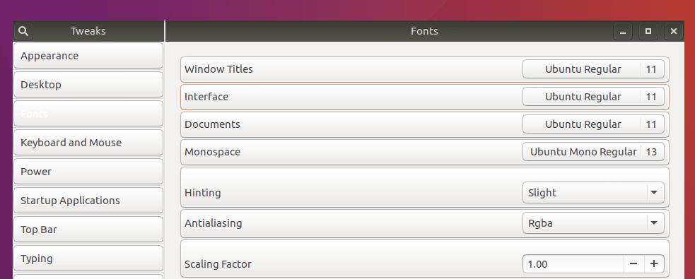 install ubuntu font family on Debian 8