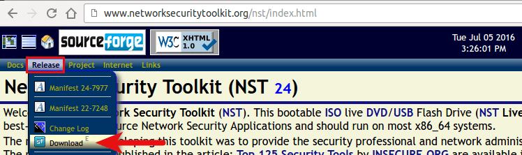 network security toolkit 24 7977 download ISO
