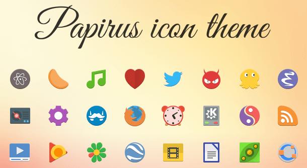 pypirus icon theme