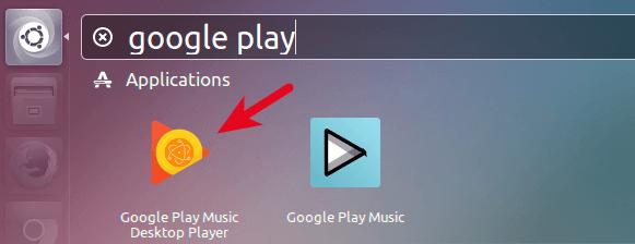Google play music ubuntu 16.04