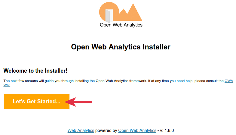 how to use open web analytics