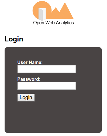 open web analytics OWA