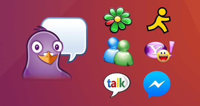 pidgin internet messenger2.11.0 ubuntu 16.04