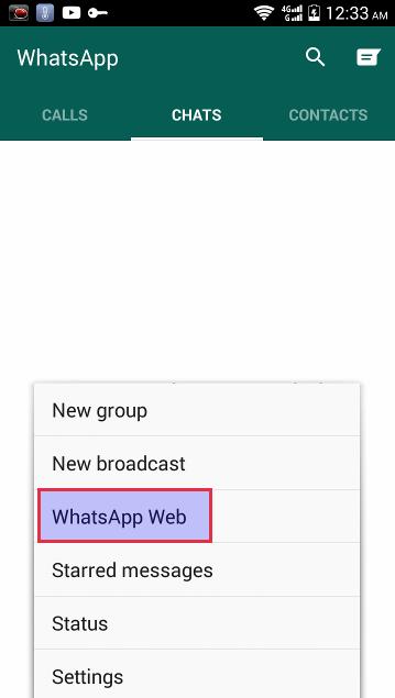 whatsapp linux scan qr code