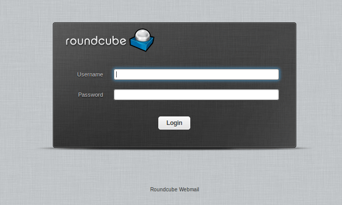 install roundcube webmail with nginx mariadb php7