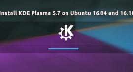 KDE Plasma