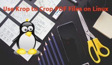 pdf crop tool