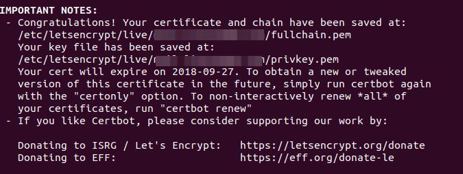 postfix tls letsencrypt