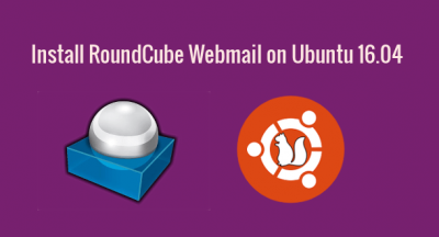 roundcube webmail on ubuntu 16.04 xenial