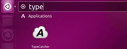 typecatcher ubuntu