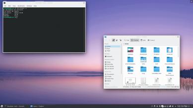 ubuntu kde plasma desktop 5.16