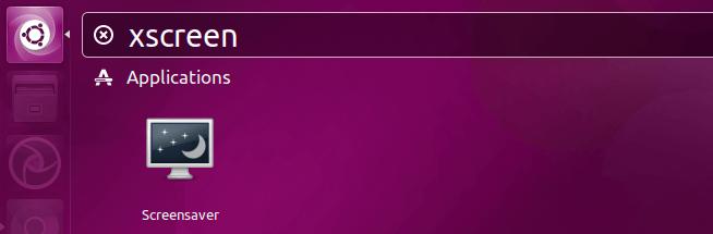 xscreensaver ubuntu