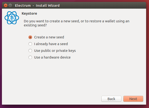 How to Install Electrum Bitcoin Wallet on Linux - LinuxBabe