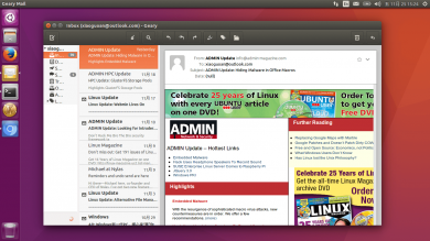 geary mail ubuntu 16.04