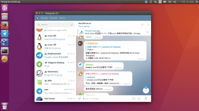 how to install telegram ubuntu 16.10
