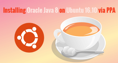 install oracle java 8 on ubuntu 16.10