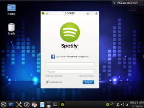 install spotify on pclinuxos