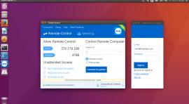 install teamviewer 12 ubuntu